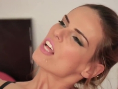 Petite Latina Teen Susana Melo Was Already Horny When She...