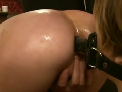 BDSM porn video featuring Cherry Torn and Sarah Shevon