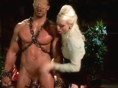 Admirable Lorelei Lee acting in amazing BDSM porn
