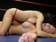 Amazing sex scene Wrestling great just for you