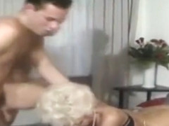 Enticing busty Dolly Buster in blowjob video