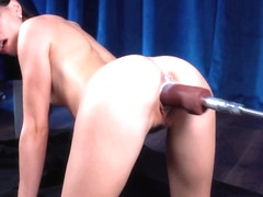 Doggystyle Pussy Fuck.My Hole so Opened and Creamy, i Squirt Over and Over