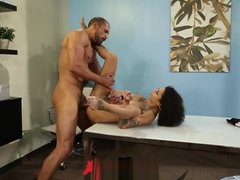 Digital Playground- Bonnie Rotten Squirts In The Office