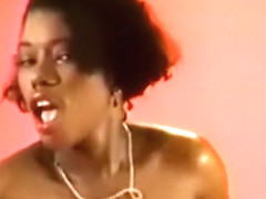 Vintage Legend 1: Ebony Ayes (striptease)