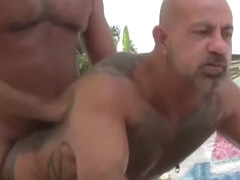 Daddy japanese anal porn