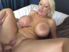 Alura Jenson - Stepmom Punishment
