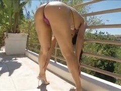 ABELLA ANDERSON: #1 Deep Anal Drilling 2