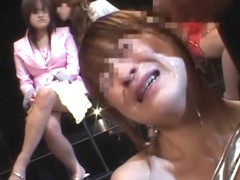 Nihonjin babes in a circle part5