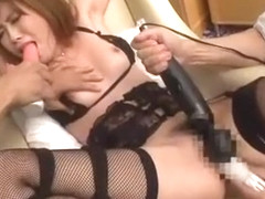 Exotic Japanese girl Rina Kato in Hottest Fetish, Lingerie JAV clip