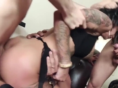 Awesome Gangbang Porn Music Video