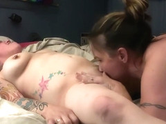 Pinky&Angel-Real Lesbians HOT Rough Happy Anniversary Fuck! Pt.1of3