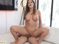 Hot Therapist Emily Addison Provide Ricky The Best Treatment