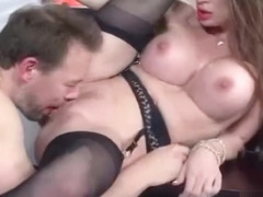 Office Busty Girl (veronica vain) Get Banged Hardcore clip-30