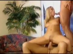 Victoria Swinger DP Dessert 3some