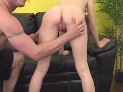 Teen Kinsley Eden Is A Treat To Fuck And Loves Every Minute