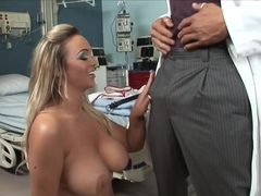 Fabulous pornstar in Exotic Blonde, Blowjob porn scene