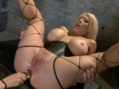 Horny anal, fetish xxx movie with fabulous pornstars Derrick Pierce, Candy Manson and Isis Love from Everythingbutt