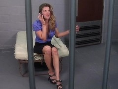 Kayla Paige in Kayla Paige Sucks And Fucks A Cop To Get Out Of Jail
