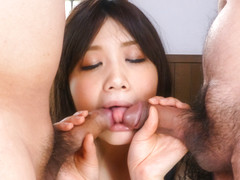 Rie Tachikawa, big tits Japanese, enjoys - More at javhd.net