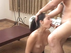 Rachel Rose Gets A Deep Creampie