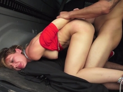 Exotic pornstar Callie Calypso in Horny Reality, BDSM xxx movie