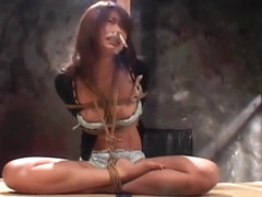 Incredible porn scene Hogtied exotic full version