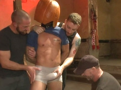 Bound in Public. Ray Han The Halloween Whore