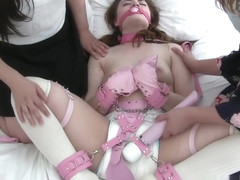 Abducted to be a Diaper Slave