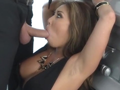 POV porn video featuring Keiran Lee and Akira Lane