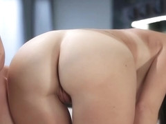 Hot milf Alana Cruise gets seduced by pretty Alison Rey