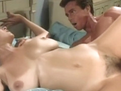 Peter North's Enormous Cumshot On Christy Canyon