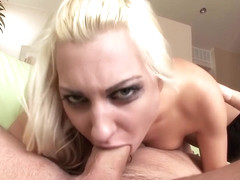 Throated starring MILF Hailey Holiday