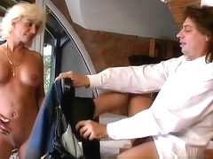 mom doing anal first time today