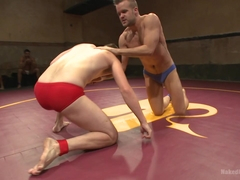 NakedKombat Dayton The D O C OConnor vs Connor The Pulverizer Patricks