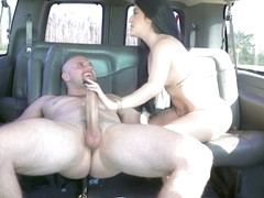 jmac & Jessica Jewelz in Money Hungry Chick Gets Fucked - BangBus