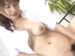 Aki Yatoh Asian nurse likes fucking part5