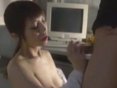 Fabulous Japanese chick Yuuna Takizawa in Exotic Blowjob, Fingering JAV movie