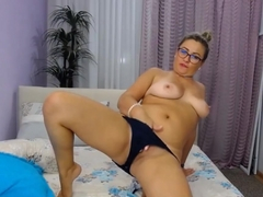 Lustful Sandra Shine Having A Wicked Solo Masturbation