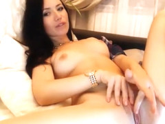 a Busty MILF Jerk Off Encouragement Part 03