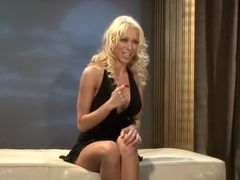 Exotic pornstar Candy Manson in fabulous big tits, blonde xxx clip