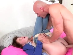 Babe in blowjob xxx video