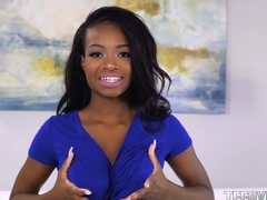 Sierra Simmons in Put Your Titties To The Test