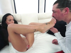 Fabulous pornstar Angelina Wild in Hottest Brunette, Medium Tits xxx movie