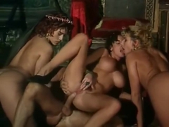 Big Boobs Anal Orgy --- Sarah Young & Christoph Clark (European Pornstars)