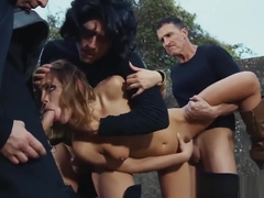 Star Wars The Last Temptation A DP XXX Parody Scene 3 Adriana Chechik