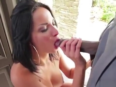 Anissa Kate Enjoys Anal Interracial Fuck