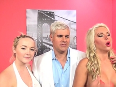 Amazing pornstars Leigh Rose, Cherry Morgan, Cherry Pie in Hottest Blonde, Big Tits porn video