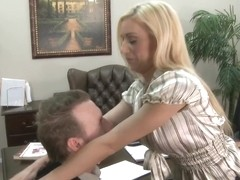 Mariah Madysinn & Mark Wood in Naughty Office