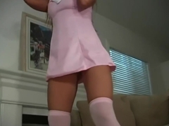 Panty therapy - Objective is to cum -Bang a Thong- Get it on -Bang a Thong-