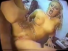 Rare old movie Silvia Saint  Rocco